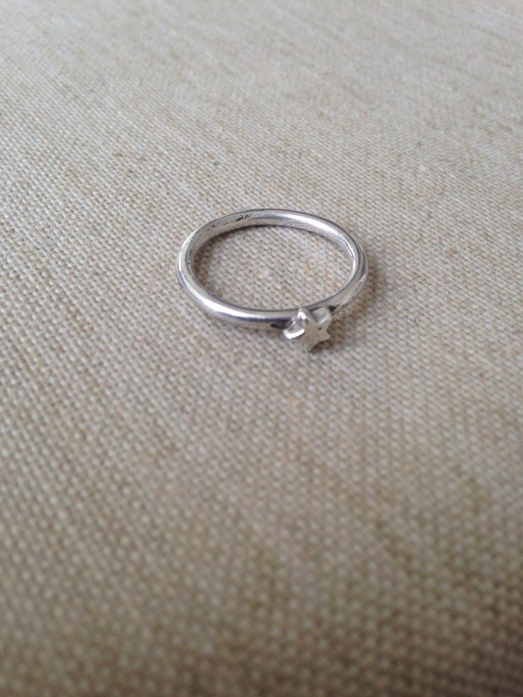 Min første ring / my first ring