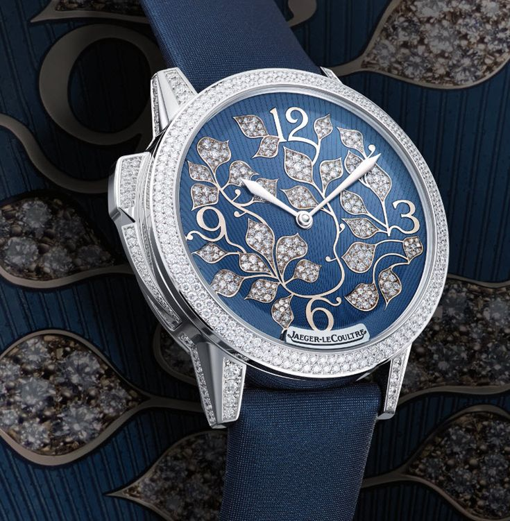 Jaeger-LeCoultre Rendez-Vous Ivy Minute Repeater Watch For Women