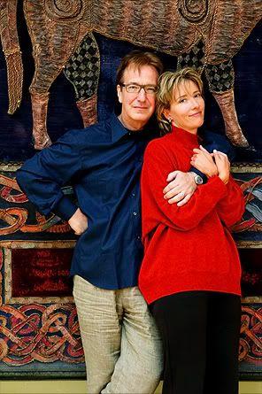 Alan Rickman & Emma Thompson