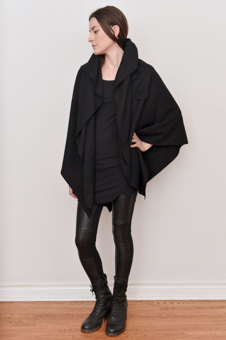 NUIT objects are designed and handmade in the Toronto Atelier. All currency listed in CAD. Our Square Shawl which can be styled in countless ways. ...