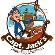 Siebert Realty Sandbridge Beach Virginia Beach Rentals VA Vacation Rentals Beach Home Condo Hotels: Capt. Jack's Pirate Ship Adventure