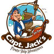 Siebert Realty Sandbridge Beach Virginia Beach Rentals VA Vacation Rentals Beach Home Condo Hotels: Capt. Jack's Pirate Ship Adventure