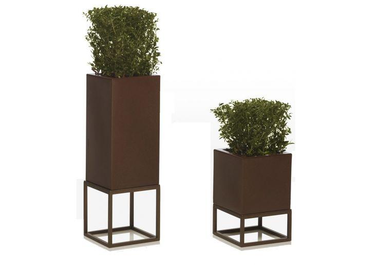 Vela Flower Box Nano Cubo Vondom