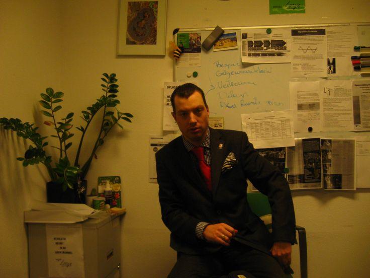 my on my office!