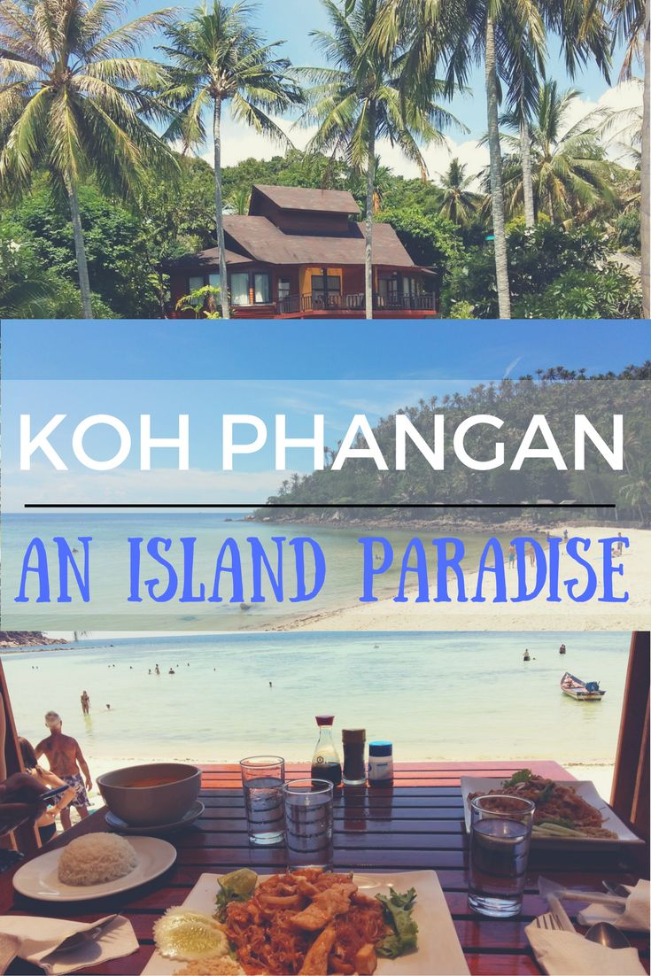 Looking to travel to Thailand? Make sure you go island hopping in Thailand and stay on Koh Phangan - an island paradise in South East Asia - just waiting to be explored! Check out what to do, where to stay and what to eat in Koh Phangan.