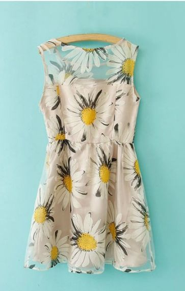 This is a floral print I can get behind because it doesn't look too girly.