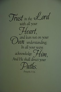 love this verse and I love me some vinyl wall art!!