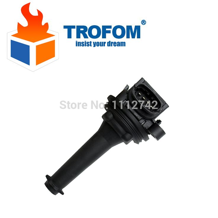 Ignition Coil For VOLVO C70 S60 S70 S80 V70 XC70 XC90 2.0 2.3 2.4 2.5 2.9 3.0 T5 T6 91256016 30713416 9125601 0221604008 UF-341 #Affiliate
