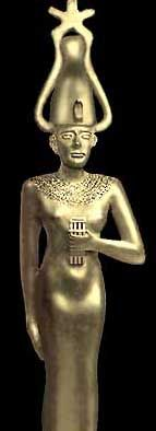 Sopdet - Goddess of fertility Egyptian Goddess of Siruis, the Dog Star