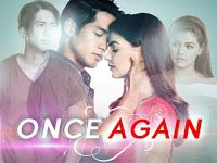 One Again May 2 2016   One Again May 2 2016 full episode replay. Once Again is a Philippine romantic drama series to be broadcast by GMA Network starring Janine Gutierrez and Aljur Abrenica. It is set to premiere on May 2 2016 replacing That's My Amboy on GMA Telebabad block and also aired worldwide via GMA Pinoy TV. Once Again is a story of two people who fell in love with each other in spite of them being in two different social classes- Reign a rich girl and Edgar a meek baker. Reigns…