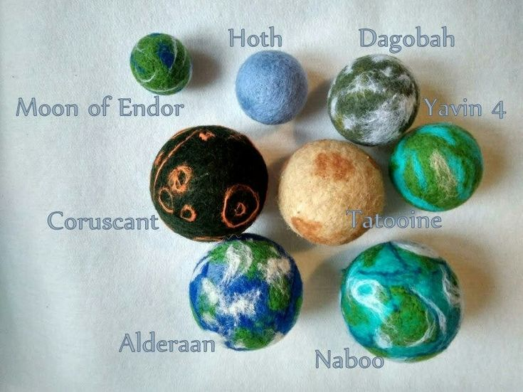 Excited to share the latest addition to my #etsy shop: Star Wars Planets, Needle felted planets, Star Wars Planets with silk fiber, Planet Balls, Star Wars mobile, Planet mobile #fiberart #art #wool #feltgnomepl http://etsy.me/2jIeWGx