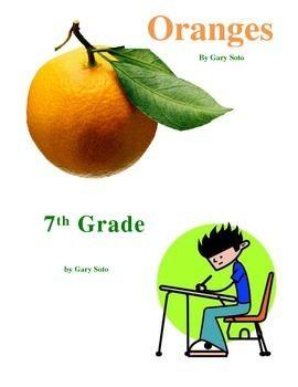 oranges by gary soto essay