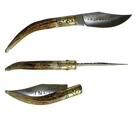 251 best knife coltelli italiani a serramanico images on for Coltelli antichi italiani