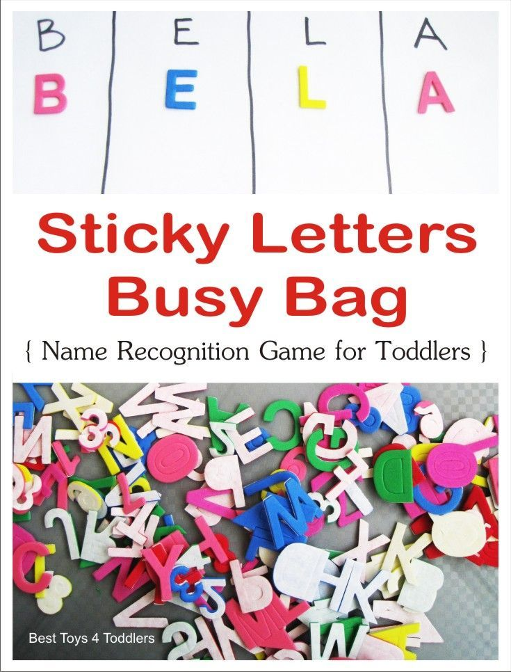 letter recognition activities for toddlers sticky letters busy bag name recognition activity 21945