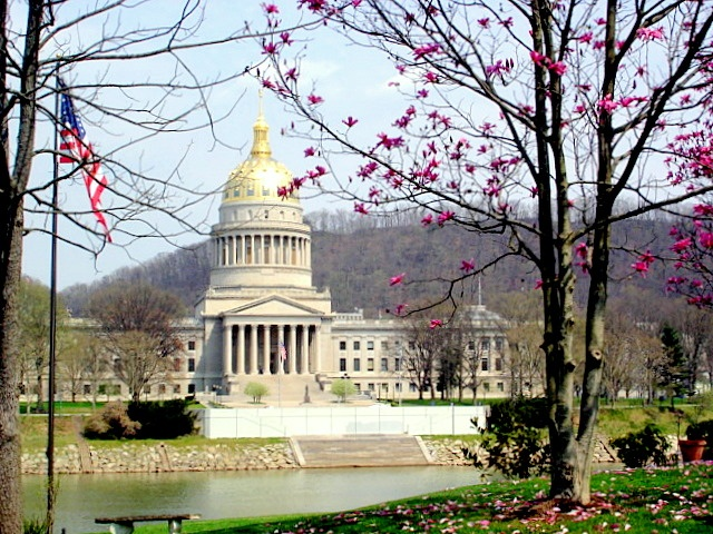 Charleston, West Virginia - capital building