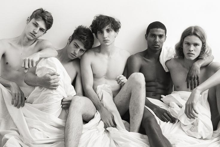 by Jeff Segenreich – Victor Magazine Men
