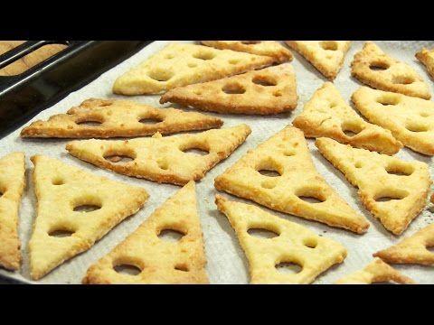 Galletas de queso | Cocina