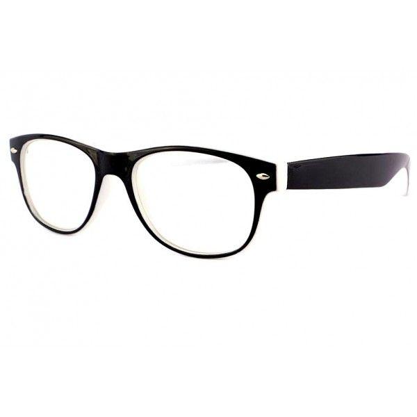 amazing lunettes loupe noires et blanches monture rectangle lunettes de lecture  homme et femme presbyte par with lunette loupe de lecture femme 527d35ae4c0d