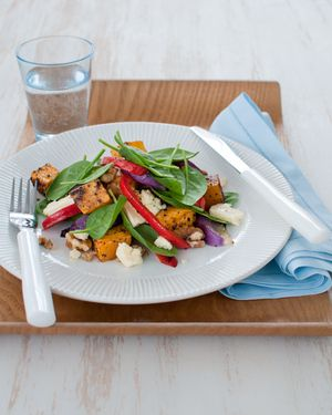 Roast Cinnamon Pumpkin & Feta Salad..... Michelle bridges 12WBT