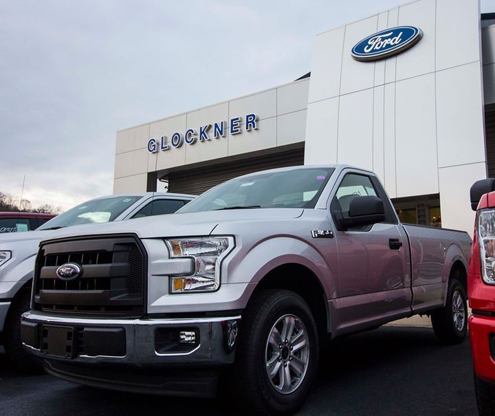 The 2017 Ford F-150 is a fullsize 1/2-ton truck and the segments perennial bestseller claiming the title of the U.S. bestselling vehicle since 1981. It is available in a variety of body configurations: Regular cab SuperCab and SuperCrew; with 5.5- 6.5- and 8-foot beds. Stop in to Glockner of Ashland and take a test drive. Find out just how easy we make owning a F-150!