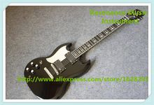 Classic SG Standard Guitar Left Handed Tony Lommi SG Electric Guitars Same As Picture