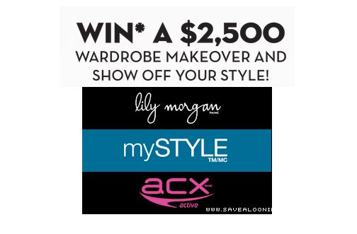 Give your wardrobe a refreshing makeover this summer! Giant Tiger is giving you the chance to enter for your chance to win a $2500 Wardrobe Makeover! One e
