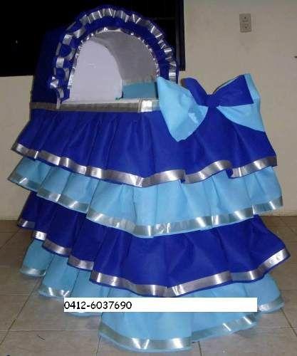 Cajas cunas para baby shower - Imagui