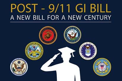 The Post-9/11 GI Bill offers benefits for servicemembers and veterans attending education and training programs taken at accredited colleges or universities or accredited non-college degree granting institutions.