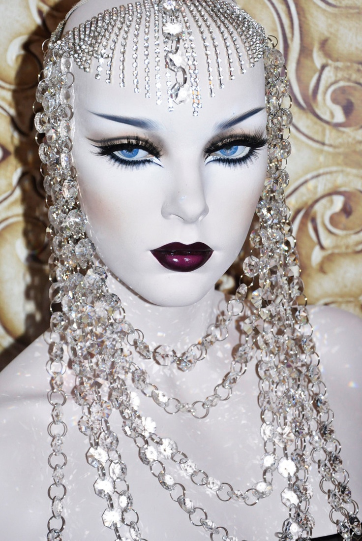 Genuine Crystal Goddess Queen Empress Princess Chandalier