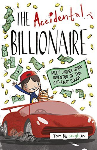 The Accidental Billionaire by [McLaughlin, Tom]
