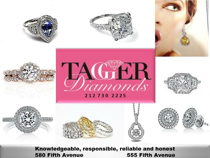 Tagger Diamonds is knowledgeable, responsible, reliable and honest.