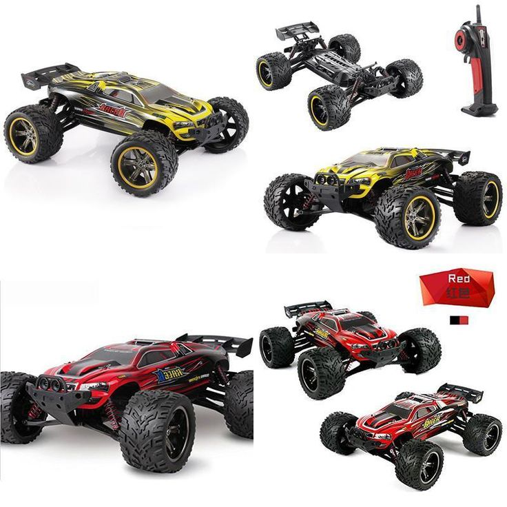 Rc Car Remote Control Truck High Speed Off-Road 33+Mph 1/12 Scale Full 2.4Ghz