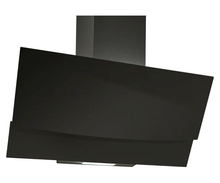 Dunstabzugshaube Ablufthaube Dunsthaube 90cm Beleuchtung Wand Umluft Glas EEK D
