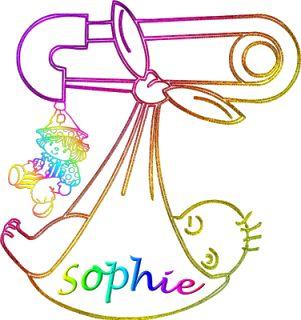 Prénom - Sophie