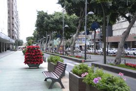 Las Palmasin kaupunkikuvia - KANUKANKUVAT
