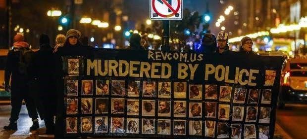 Declaran nulo el juicio contra un policía que mató a un negro desarmado en EE UU