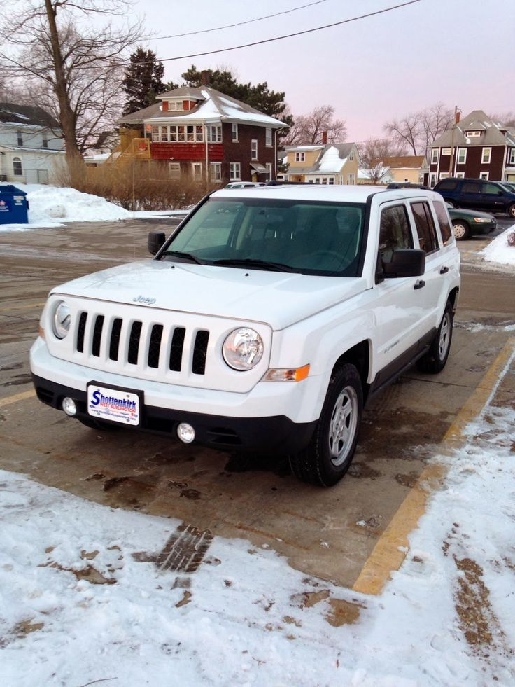 LOVE..2014 Jeep Patriot.  Пройди ТестДрайв! http://zi4.365.pm/