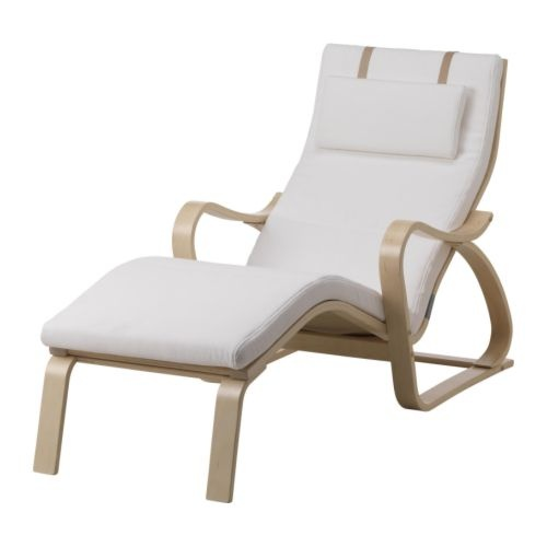 ikea lounge chair where to buy tommy bahama beach chairs poang chaise way comfier than i was expecting apartment ideas pinterest and