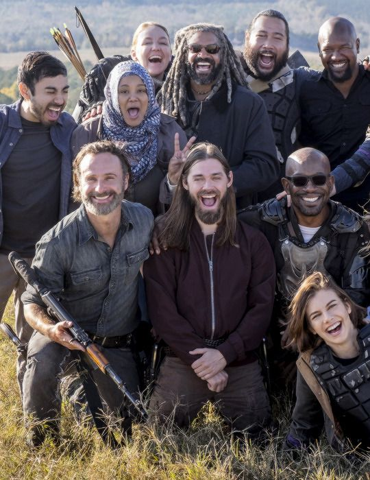 Consider, that walking dead cast hope, you