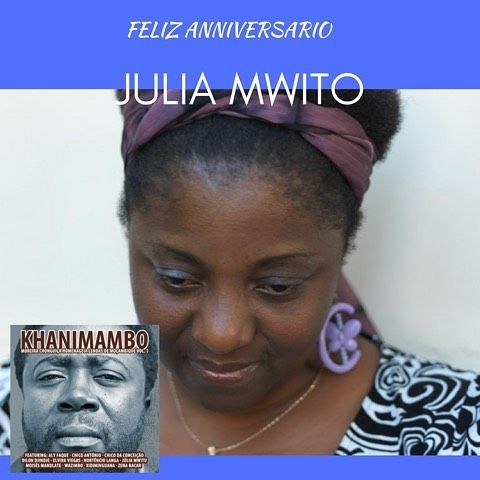 Today is the birthday of well known Mozambican singer and songwriter JULIA MWITO #cabodelgado #mozambique #heritage #preservingculture