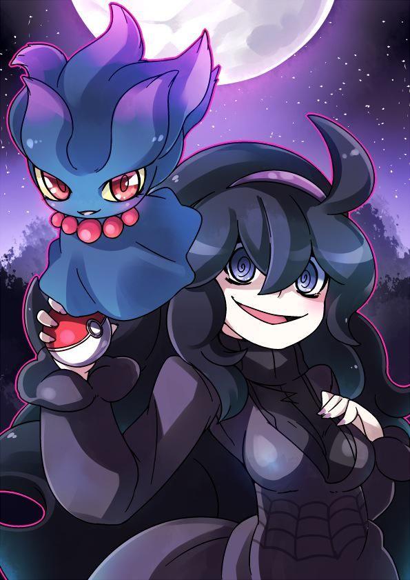 I Love Hex Maniacs And Misdreavus They Re So Kawaii Pokemon Hex Maniac Pinterest So