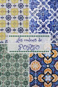 BLOG les couleurs de Porto