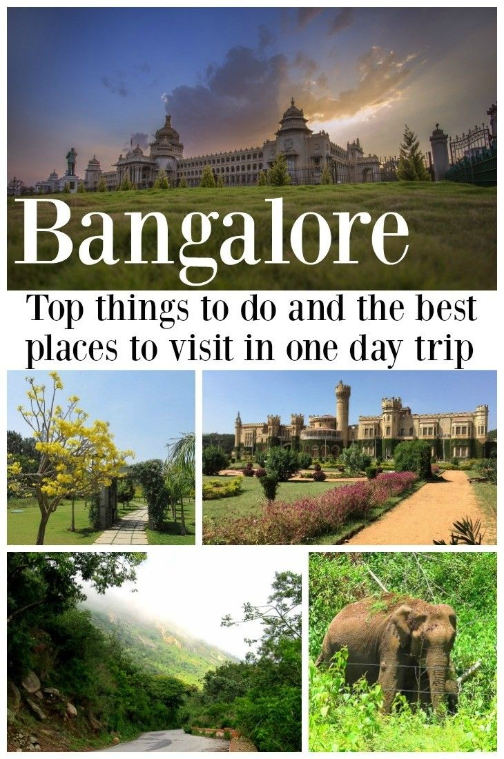 The Best Places To Visit In Bangalore In One Day Love And Road Cool Places To Visit Beautiful Places To Visit Places To Visit