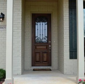 74 Best Images About Front Doors On Pinterest Minwax Gel Stain Iron Doors And Wood Entry Doors