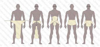 e57f266faf068 Gladiator loincloth | CX Spartacus in 2019 | Egyptian costume, Fundoshi,  Period outfit