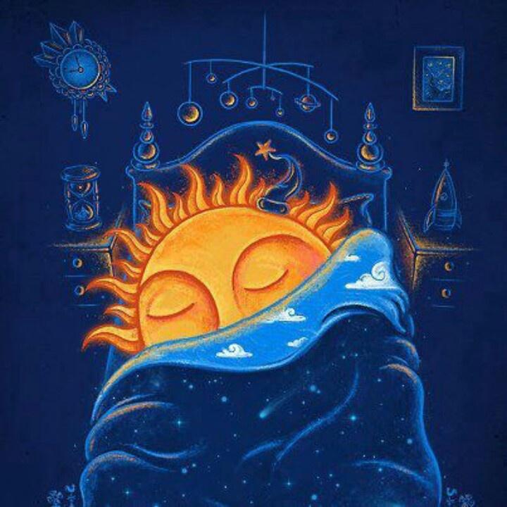 Лучшие картинки, картинки спи солнышко