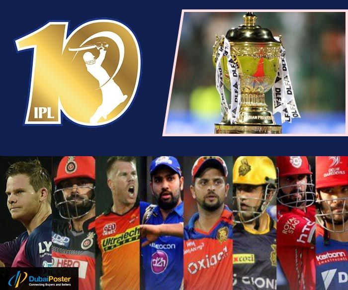 know the #complete #information about the #IPL2017  Matches schedule