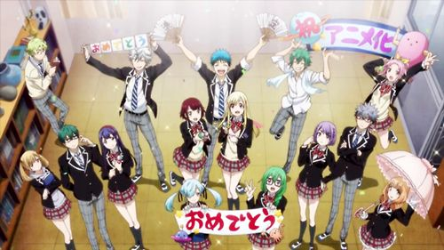 7 Witches Anime Characters : Les meilleures images � propos de yamada kun to nin