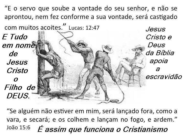 Jesus e a escravidão