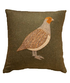 Glenalmond Tweed Company Ltd SPORTING CUSHIONS